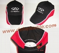 Cotton  Structed Sport Car brand Gorros