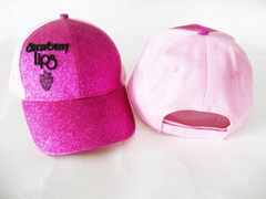Customized cotton Baseball cap/Sports cap