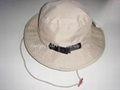 Micro fiber with Black Bibbon Gorros Sun hat