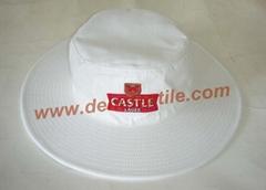 Wide brimmed fedora hat baby Fashion Cotton Sun Bucket Hat summer Hat
