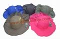 Summer hat Fashion polyester Sun Bucket