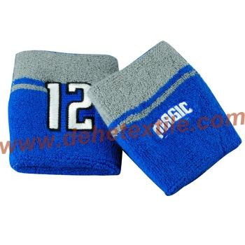 embroidered wristbands for sports