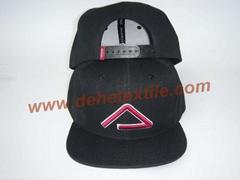 Arylic Wool Fitted flat cap New snapback Era America  baseball cap