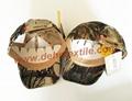 Hunting PU Camo flexfit capl cotton america Constructured Baseball Cap