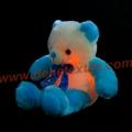 New Style LED Inductive Teddy Bear Stuffed Animals Plush Toy  10