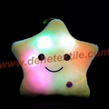 Blue Glowing Colorful Luminous LED Lucky Star Plush Pillow Stuffed Toys 11