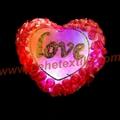 Glowing Colorful Luminous LED Lucky Ramanas Rose Plush Pillow Stuffed Toys
