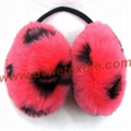 Soft Adjustable Customized Winter Ear Muff Warm Ear Covers For Winter Wholesale