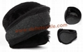 Polar fleece Customized Winter Ear Muff Warm Ear Covers