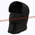 Customized Winter Bomber Hats with Earflap and Mask