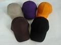 New Basic Era Pigment Wash Baseball Plain Caps  2