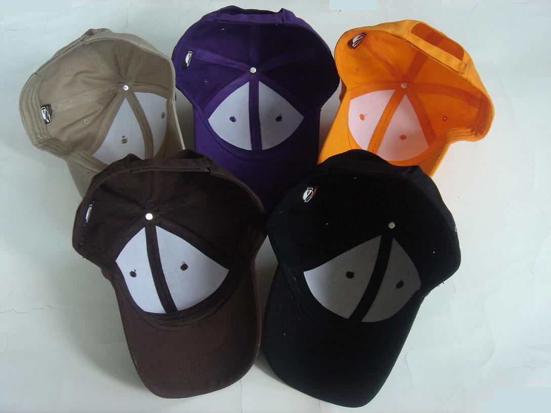 New Basic Era Pigment Wash Baseball Plain Caps  3