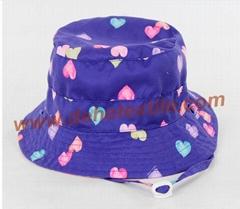 Micro fiber Fashional  Lady sun hat