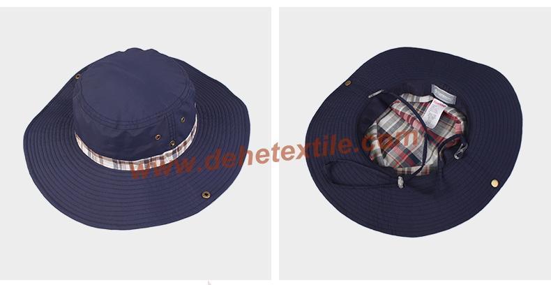 Fashion fedora summer floppy Hat with printing band