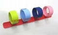 Silicone Banding Customized Silicone Bracelet Wristbands     5