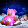 Stuffed Teddy Bear Gift Toy with LED