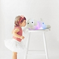 Creative Night Light LED Stuffed Animals Dog Glow Plush Toys Gifts for Kid