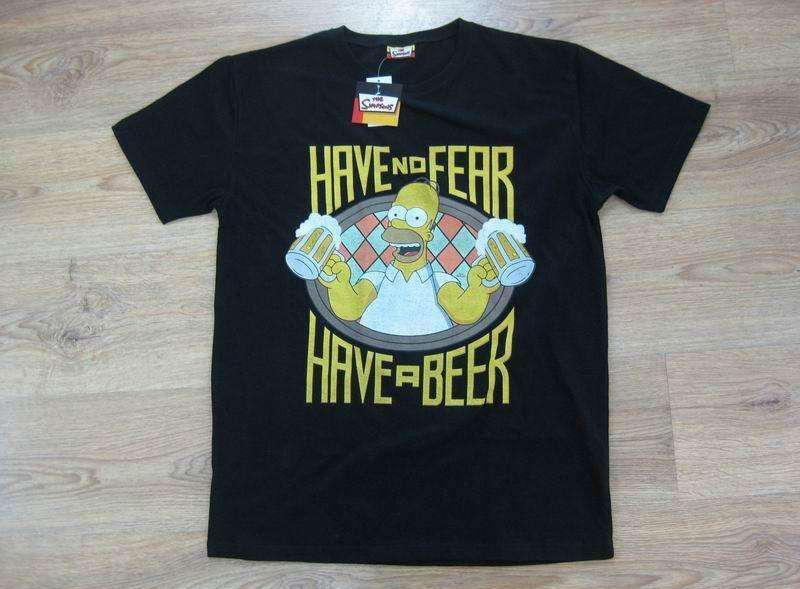 Honesty Quality Fine Cotton Tshirt with Printing  5