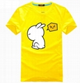 Honesty Quality Fine Cotton Tshirt with Printing  7