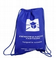 Competitive Promotion Polyester Drawstring Bag 2