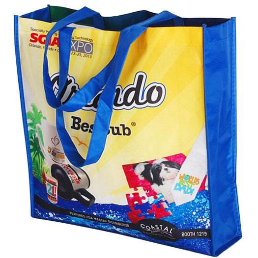 PP Non Woven Laminated Advertising Bags 6