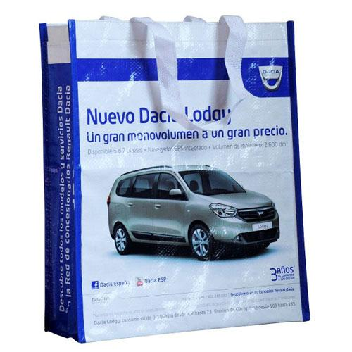 PP Non Woven Laminated Advertising Bags 4