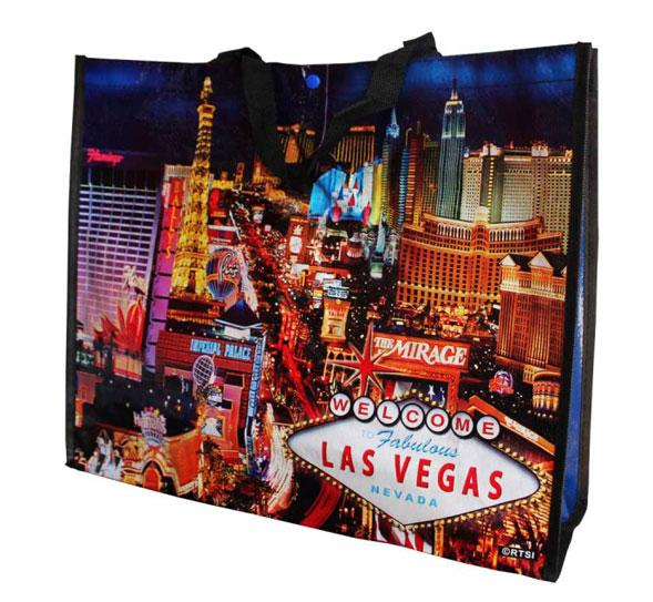 PP Non Woven Laminated Advertising Bags 3