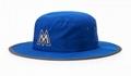 Wide brimmed fedora hat baby Fashion Cotton Sun Bucket Hat summer Hat  4