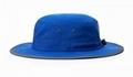 Wide brimmed fedora hat baby Fashion Cotton Sun Bucket Hat summer Hat  6