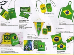 Hot Soccer Fans Products/Soccer Accessories/Souvenir/Novelties