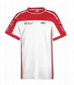 Cotton Polyester Shell Polo Shirt 4
