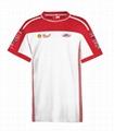 Cotton Polyester Shell Polo Shirt