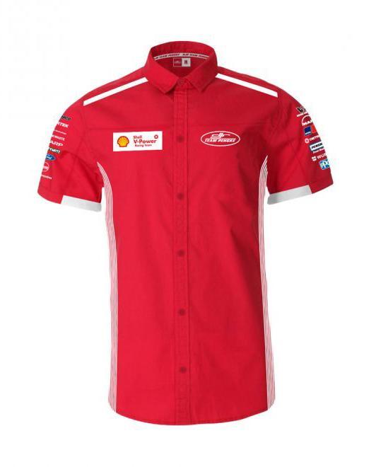Cotton Polyester Shell Polo Shirt 5