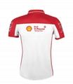Cotton Polyester Shell Polo Shirt 2