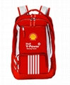 Shell Red Fashion backpack