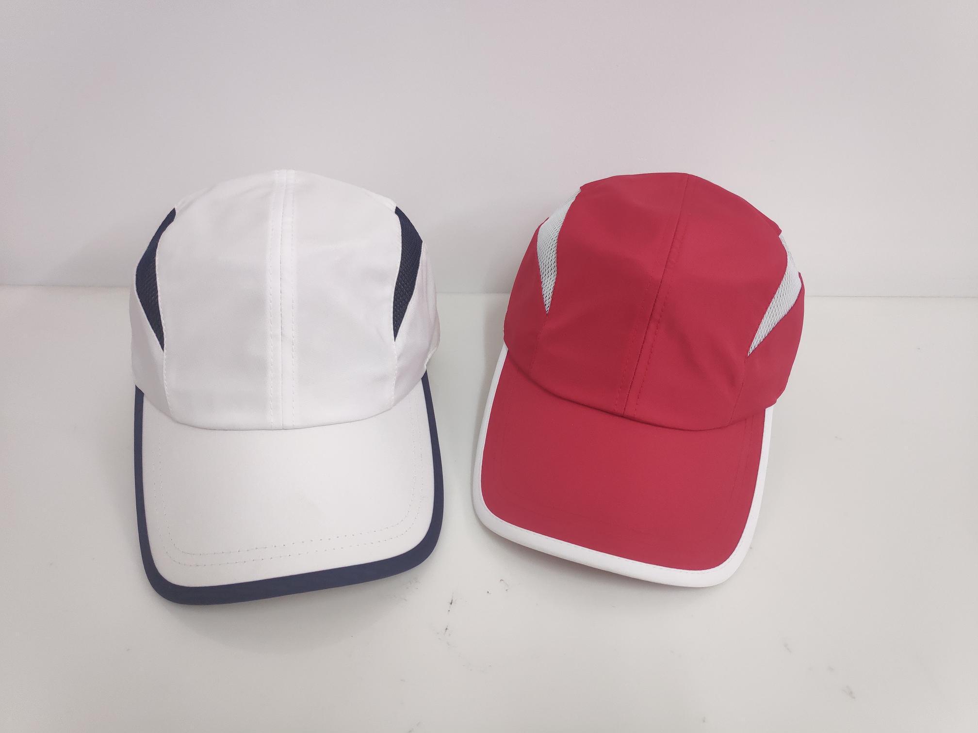 Polyester Micro fiber 6panel baseball cap 2
