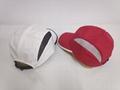 Polyester Micro fiber Jockey 6panel Gorras baseball cap 3