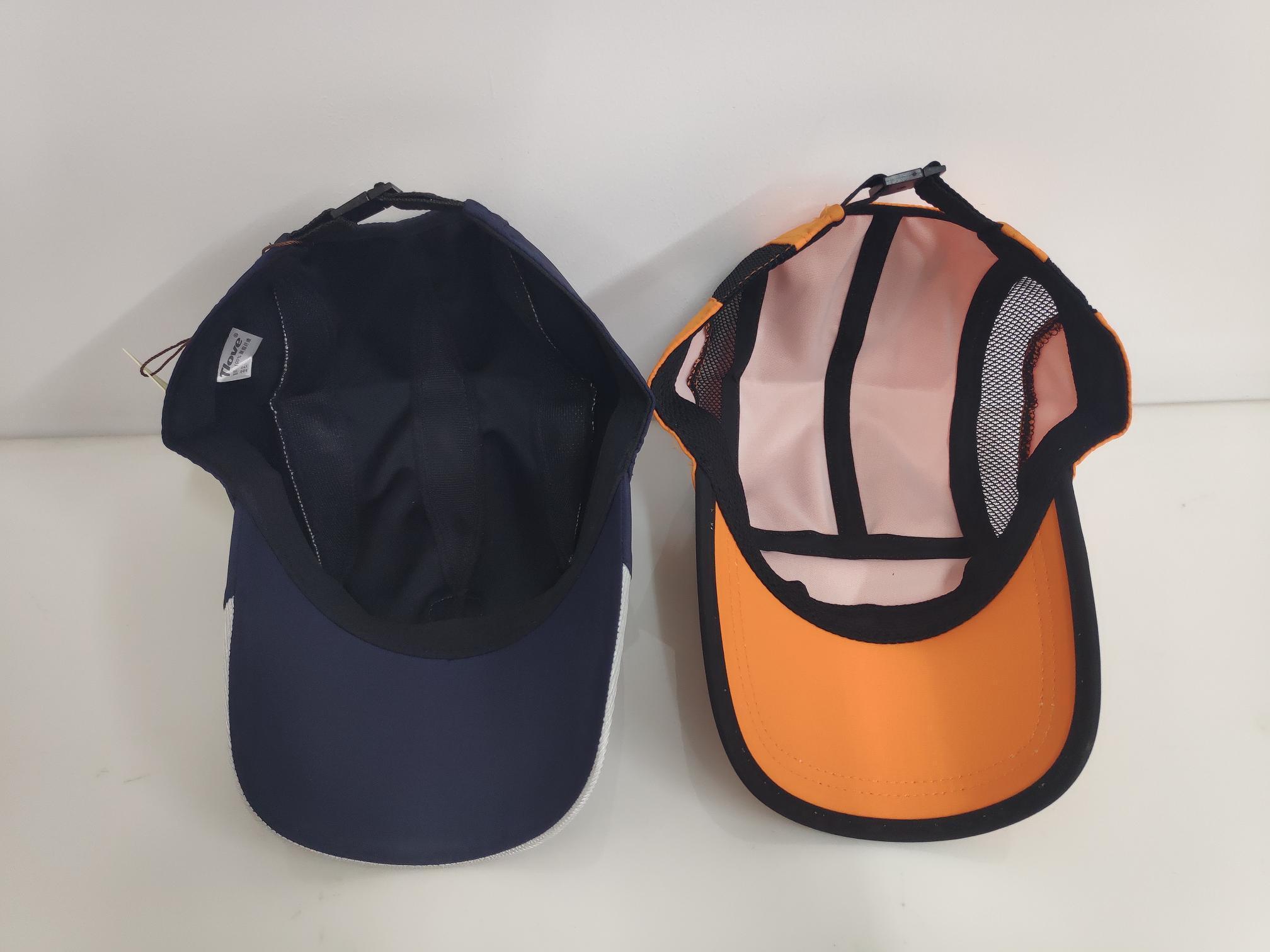 Polyester Micro fiber Jockey 6panel Gorras baseball cap 6