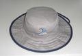 Beach Pigment Wash Wide Brim Florida Beach Hat