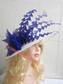 Sinamay Hat Cocktail Hats Kentucky Derby Hat Race Hat 3