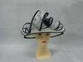 Sinamay Hat Cocktail Hats Kentucky Derby Hat Race Hat 4