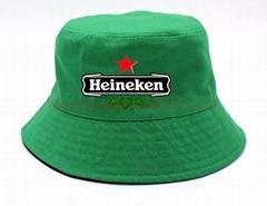 Cotton MTN Promotion Heineken Printing Sun Gorros Hat