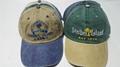 America Pigment Wash Cotton Beach Gorros Souvenir EDWC Jockey cap 5