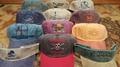 America Pigment Wash Cotton Beach Gorros Souvenir EDWC Jockey cap 7