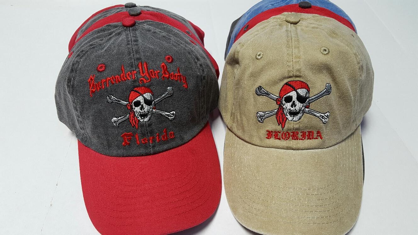 America Pigment Wash Cotton Beach Gorros Souvenir EDWC Jockey cap 8