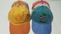 America Pigment Wash Cotton Beach Gorros Souvenir EDWC Jockey cap 10
