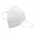 Surgical N95 Mask In Stock Disposable 3D Fold Dust N95 Face Mask