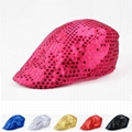 Fashion High Quality Sequin Embroidery Baseball Caps