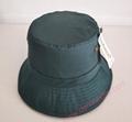 Red Large big Brim Fashion Sun Straw bucket Hat 8