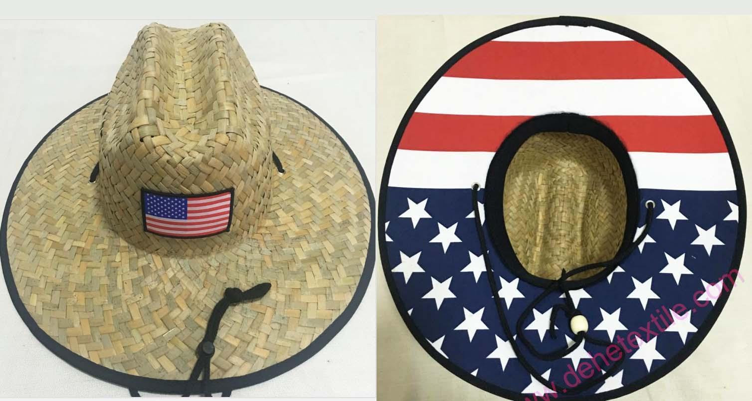 Red Large big Brim Fashion Sun Straw bucket Hat 20